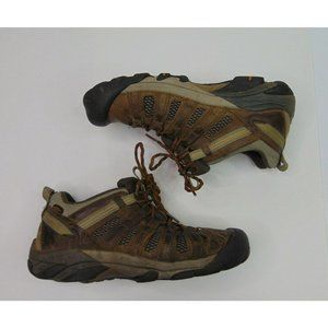 Keen Mens Low Hiking Trail Shoes Athletic Outdoor